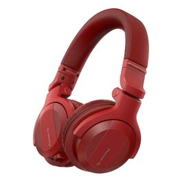 Image for HDJ-CUE1BT DJ Headphones with Bluetooth (Matte Red) from SamAsh