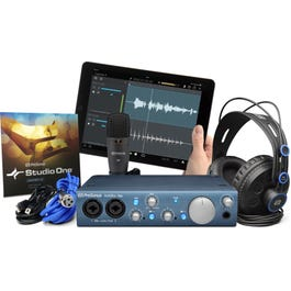 Image for iTwo Studio Recording System Bundle from SamAsh