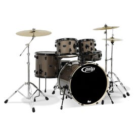 Image for Mainstage 5-Piece Drum Set with Hardware & Cymbals - Bronze Metallic from SamAsh