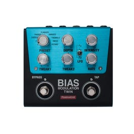 Image for BIAS Modulation Twin Guitar Effects Pedal from SamAsh