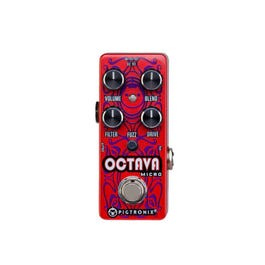 Image for Octava Micro Octave Fuzz Effects Pedal from SamAsh