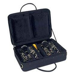 Image for PB307D PRO PAC Double Clarinet Case from SamAsh