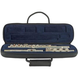 Image for PB308 PRO PAC Slimline Flute Case (Blue) from SamAsh