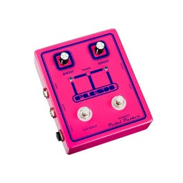 Image for Pedal Pusher Boost and Buffer Guitar Effects Pedal from SamAsh