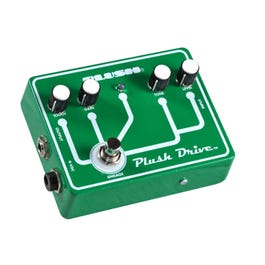 Image for Plush Drive Overdrive Guitar Effects Pedal from SamAsh