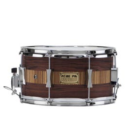 Image for Rosewood Zebrawood Snare Drum from SamAsh