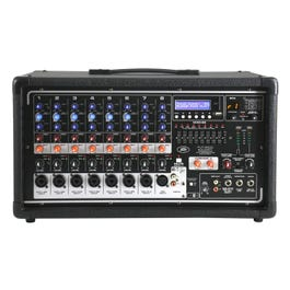 Peavey PVi 8500 8-Channel Powered Mixer