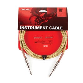 Image for Braided Instrument Cable, 10 ft, Tweed from SamAsh