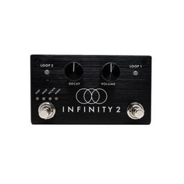 Image for Infinity 2 Double Looper Pedal from SamAsh