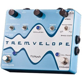 Image for Tremvelope Tremolo Effect Pedal from SamAsh