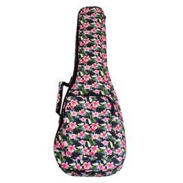 "Perri's 26"" Padded Tenor Ukulele Bag, Floral"