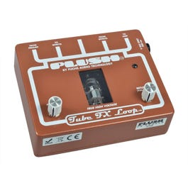 Image for Tube FX Loop Guitar Effects Pedal from SamAsh