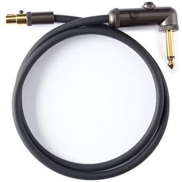 D'Addario PW-WGRA-02 Right Angle Wireless Transmitter Instrument Cable