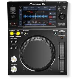 Image for XDJ-700 Digital DJ Controller/Media Player from SamAsh