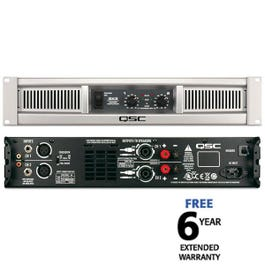 Image for GX3 Stereo Power Amplifier from SamAsh