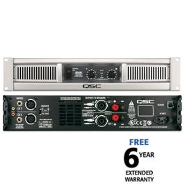 Image for GX5 Stereo Power Amplifier from SamAsh