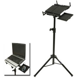 Image for Tri-pod Laptop Stand with Mouse Shelf from SamAsh