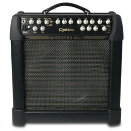 """Quilter Labs MicroPro Mach 2 MP200-12 1x12"""" Guitar Combo Amplifier"""