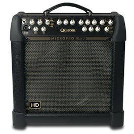 """Quilter Labs MicroPro Mach 2 MP200-12 HD Heavy Duty 1x12"""" Guitar Combo Amplifier"""