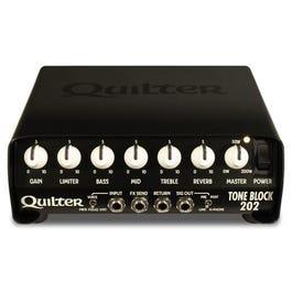 Image for Tone Block 202 200-Watt Guitar Amplifier Head from SamAsh