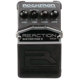 Image for Reaction Distortion 1 Effect Pedal from SamAsh