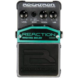 Image for Reaction Digital Delay Effect Pedal from SamAsh