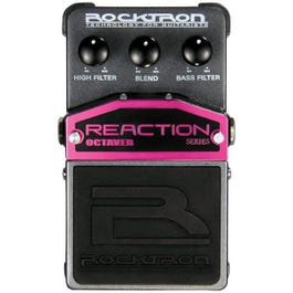 Image for Reaction Octaver Effect Pedal from SamAsh