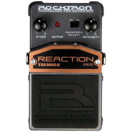Image for Reaction Tremolo Effect Pedal from SamAsh