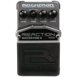 Image for Reaction Distortion II Effect Pedal from SamAsh