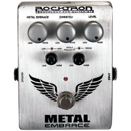 Image for Metal Embrace Distortion Effect Pedal from SamAsh