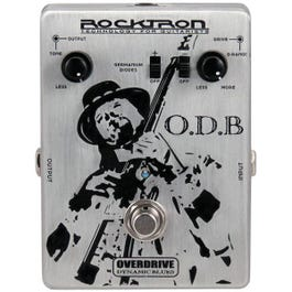 Image for O.D.B. Overdrive Dynamic Blues Effect Pedal from SamAsh