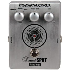 Image for Sweet Spot Fixed Wah Effect Pedal from SamAsh
