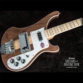 Image for 4003W Walnut Bass Guitar from SamAsh