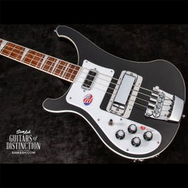Image for 4003 Left-Handed Bass Guitar Jetglo from SamAsh