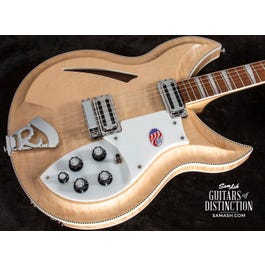 Image for 381V69 Semi-Hollow Body Electric Guitar Mapleglo from SamAsh