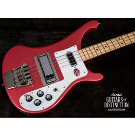 Image for 4003S Bass Guitar Plumglo from SamAsh