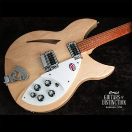 Image for 330 Semi-Hollow Body Electric Guitar Mapleglo from SamAsh