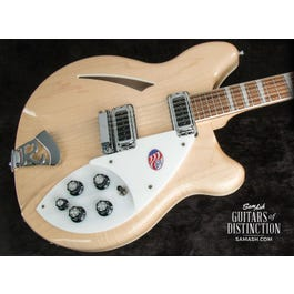 Image for 360/12 12-String Semi-Hollow Body Electric Guitar Mapleglo from SamAsh