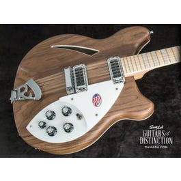 Image for 360/12W Walnut 12-String Semi-Hollow Body Electric Guitar from SamAsh