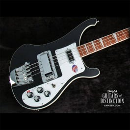 Image for 4003 Bass Guitar Jetglo from SamAsh