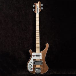 Image for 4003W Walnut Left-Handed Bass Guitar from SamAsh