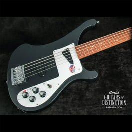 Image for 4003S/5 5-String Bass Guitar Matte Black from SamAsh
