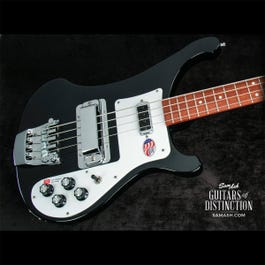 Image for 4003S Bass Guitar Jetglo from SamAsh