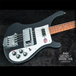 Image for 4003S Bass Guitar Matte Black from SamAsh
