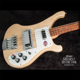 Image for 4003S Bass Guitar Mapleglo from SamAsh