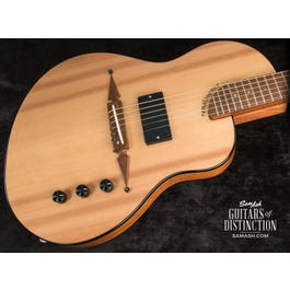 Image for Renaissance Deuce Standard RS6-DB-STD Semi-Hollow Body Electric Guitar (SN:5139) from SamAsh