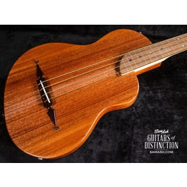 Image for Renaissance Special RB4-FL-SP Fretless Semi-Hollow Acoustic-Electric Bass Guitar from SamAsh