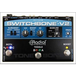 Image for Tonebone Switchbone V2  ABY/C Amp Selector and Booster from SamAsh