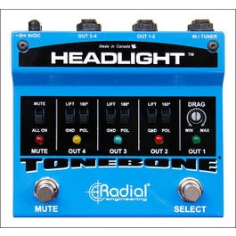 Image for Headlight Guitar Amp Selector from SamAsh