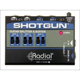 Image for Shotgun 4-Channel Amp Driver from SamAsh